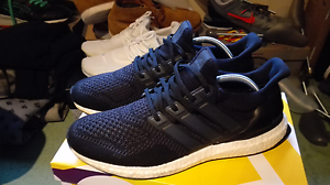 Bunch of Boost Sneakers! Southbank Melbourne City Preview