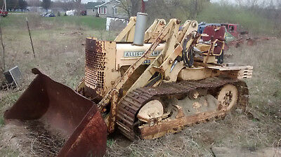 Transmission Only 100 Hours On Dealer Rebuild Allis Chalmers H3 Crawler Loader
