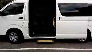 Toyota hiace for sale 2013 Legana West Tamar Preview