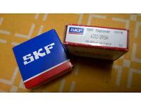 2 Stück SKF Rillenkugellager 6201-2RSH//C3 12x32x10 mm 6201 2RS C3