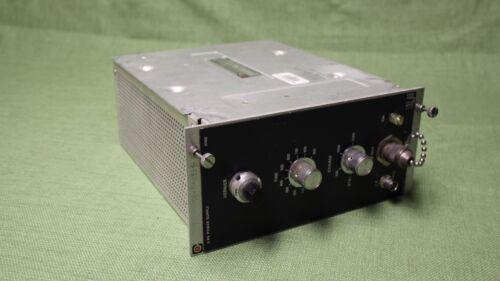 NIM Nuclear Chicago Corporation 3KV Power Supply