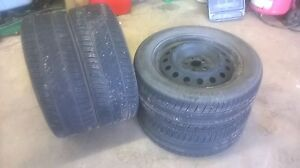 """16""""Rims and tires"""