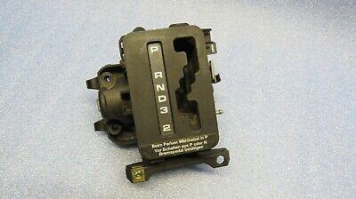 MERCEDES BENZ W124 W129 W210 - Automatik Schaltkulisse Gangschaltung 1292670637