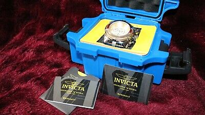 Invicta Reserve 52mm Bolt Zeus Swiss Two Tone Bracelet Model 26187