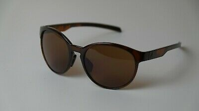 adidas Beyonder Sunglasses Women's ad31 75 6000 Oval Polarised Stylish Excellent