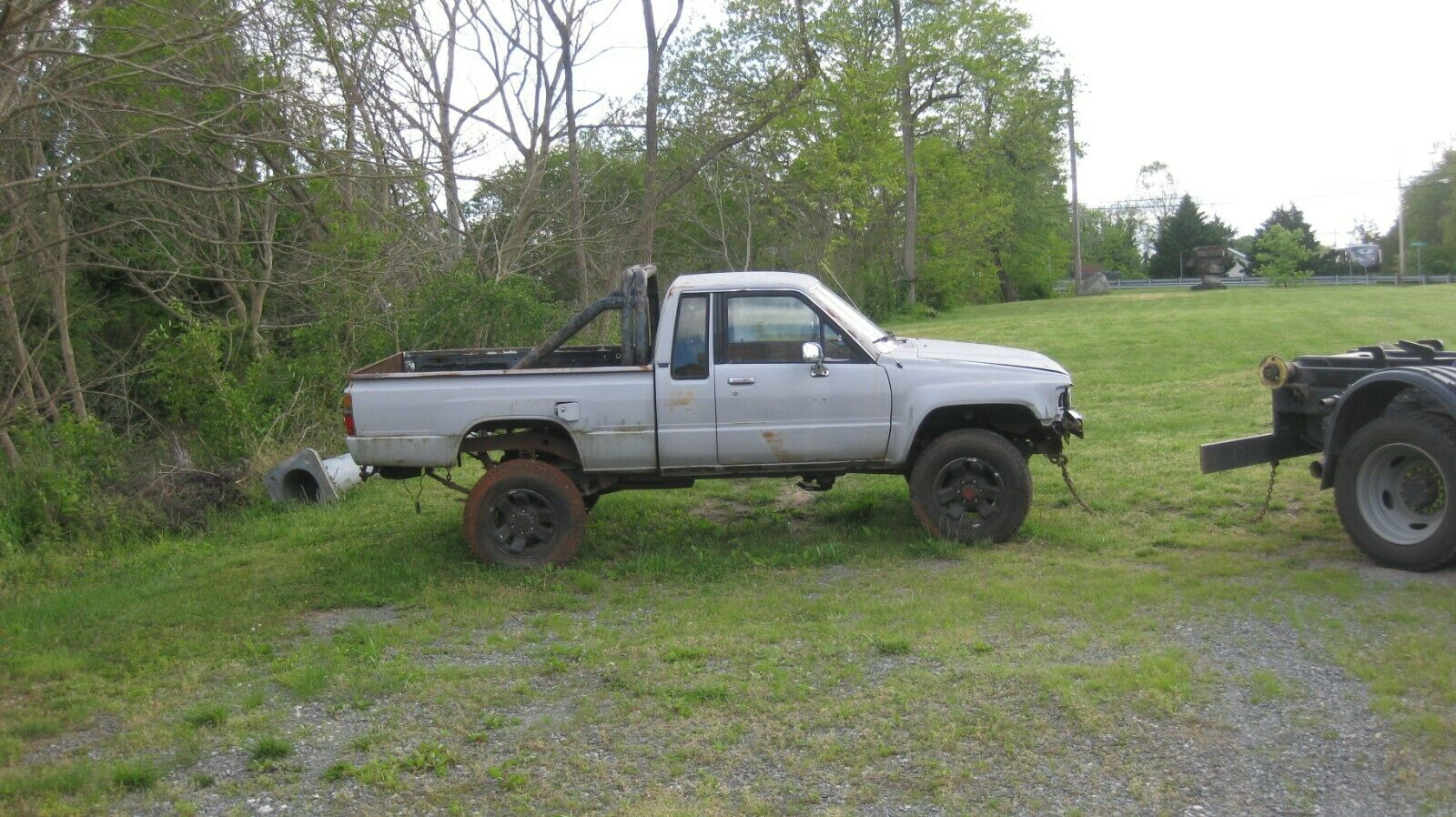 1987 Toyota extended Cab  4x4
