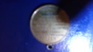 Metal Des Tuileries inv. 1883 rare France coin Wynnum West Brisbane South East Preview