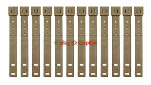 12x-Lot-Tactical-Tailor-Short-Coyote-MALICE-Clips-12-Pack-USMC-Marine-FDE-NEW