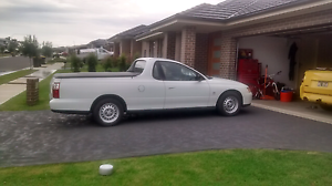 VY v6 manual ute swap for yamaha r1 r6 mt03 07 09 Appin Wollondilly Area Preview