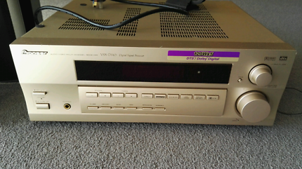 Pioneer receiver and speakers for sale