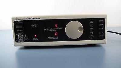 Nellcor Pulse Oximeter Model N-100c Oxygen Saturation Monitor