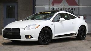 2011 Mitsubishi Eclipse V6 3.8L GT-P Bas KM Pneus neuf+Cuir+Toit