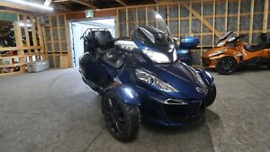 2016 Can-Am Spyder® RT-S SE6