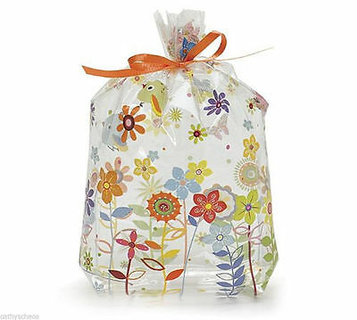 Garden Party Baby Shower Cello Goody Sweet Tweet Cellophane Bags Choose Size](Garden Baby Shower)
