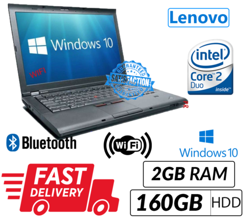 Laptop Windows - Cheap good condition Lenovo laptop Windows 10 DVD bluetooth battery charger BC*
