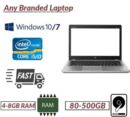 Laptop Windows - Cheap Laptop Intel Core i5/i3 Windows 7/10 Next Day Delivery HP Dell Lenovo/IBM