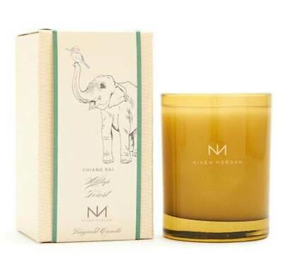 CHIANG RAI - Hilltop Forest - Niven Morgan Destination Series Scented Jar Candle