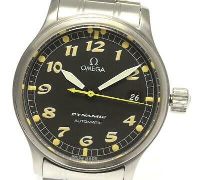 OMEGA Dynamic 5200.50 Date black Dial Automatic Men's Watch_533304