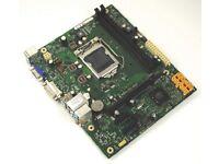 New Fujitsu D2990-A11 GS5 uATX LGA1155 Motherboard With Bp