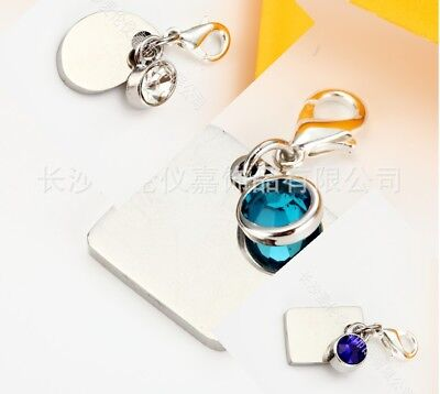 Custom made Personalized gift lovers words/logo keychain Charms Square  ()