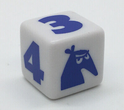 ENGINEERING ANTS Building Game Replacement Pieces Parts 1 DIE Dice