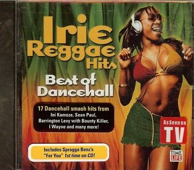 Irie Reggae Hits - Best of Dancehall - Various Artists - CD - NEW -