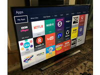 "50"" SAMSUNG 'J' SERIES - SMART 4K UHD -900hz- WI-FI- LED TV - WARRANTY"