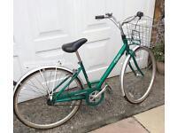 "Ladies Raleigh Caprice Bike 17"" Frame"