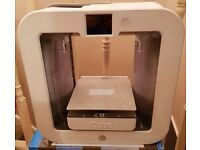3D Systems Cube 3D Wireless Printer, 3rd Generation, White, 391100