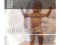 2 x Tickets for Robots @ Science Museum inc. drinks 19:45 - 30/06/17