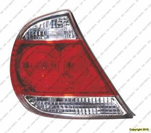 Tail Light Passenger Side Le/Xle Model Japan Built High Quality Toyota Camry 2005-2006