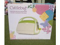 Cuttlebug Embossing & Die Cutting Machine