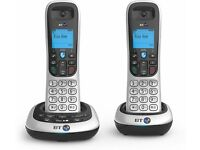 BT2600 Cordless DECT Phone with Answer Machine (Twin Handset Pack)