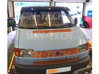 VW T4 Transporter Sun Visor
