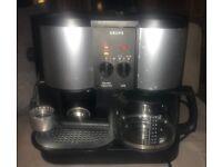Krups Filter Coffee & Espresso machine