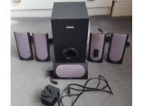 Creative 5.1 SBS 580 PC speakers