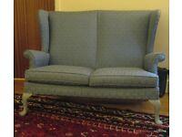 Vintage Parker Knoll 2 seater Sofa