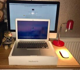 MacBook Air 13inch with WARRANTY