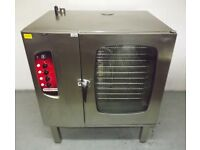 Used Angelo Po 12 Grid x 2/1Gastronorm electric Steam Combi Oven Hire It/Buy It Using Easy Payments