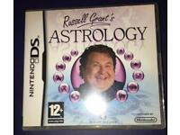 'Russell Grant's Astrology' game for Nintendo DS
