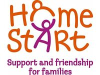 Volunteer with Home-Start in Richmond or Kingston