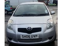 2006 Yaris,Bluetooth, Last 4 MOT's Done in £20 Without Advisory