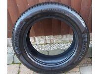 Michelin Primacy HP - 235/55/17 103W XL (4 Part worn tyres)