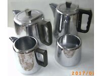 Stainless steel Tea Coffee Service