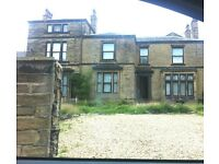 6 BED SEMI-DETACHED FAMILY HOME WITH PARKING FOR 6 CARS - NORTH PARK ROAD, BRADFORD