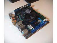 i5 3570K, Asus P8Z77-I Deluxe, 8GB RAM Bundle. Best overclocking motherboard, ITX