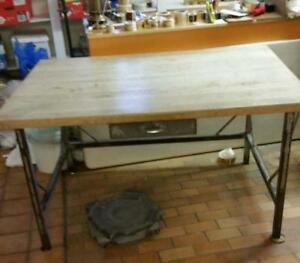 Used Bakers Table - Commercial Bakery Tables - iFoodEquipment.ca