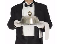 Waiters, Bartenders, Kitchen Asistant, Kitchen Porters, Chambermaid, Cleaners