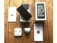 iPhone 5S, 16 gb, Black, Vodafone network, Boxed, can deliver