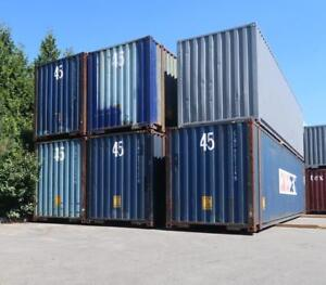 45ft Good Order High-Cube Shipping Container - Call For Availability